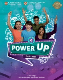 Power upLevel 6,: Pupil's book - Sage, Colin