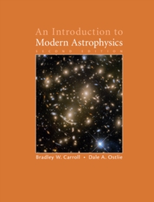Image for An introduction to modern astrophysics