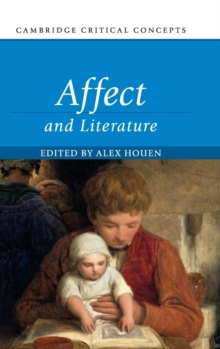Image for Affect and literature