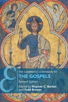 Image for The Cambridge companion to the Gospels