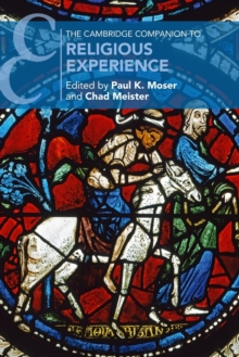 Image for The Cambridge companion to religious experience