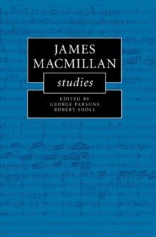 Image for James MacMillan studies