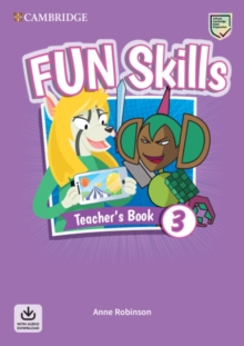 Image for Fun Skills Level 3 Teacher's Book with Audio Download