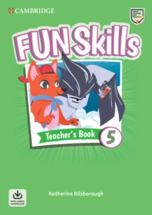 Image for Fun Skills Level 5 Teacher's Book with Audio Download