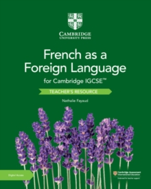 Image for French as a foreign languageTeacher's resource