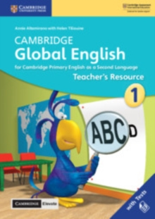 Image for Cambridge global English  : for Cambridge primary English as a second languageStage 1: Teacher's resource with Cambridge elevate