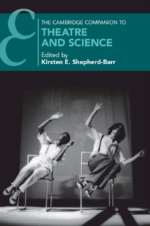 Image for The Cambridge companion to theatre and science