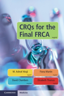 Image for CRQs for the final FRCA