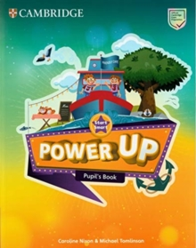 Power Up Start Smart Pupil's Book - Nixon, Caroline