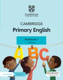 Image for Cambridge Primary English Workbook 1 with Digital Access (1 Year)