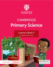Image for Cambridge primary scienceBook 3,: Learner's book