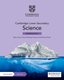 Image for Cambridge Lower Secondary Science Workbook 8 with Digital Access (1 Year)