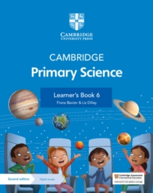 Image for Cambridge primary science6: Learner's book