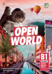 Open worldPreliminary,: Student's book with answers - Humphreys, Niamh