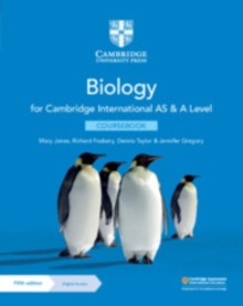 Image for Cambridge International AS and A level biology: Coursebook