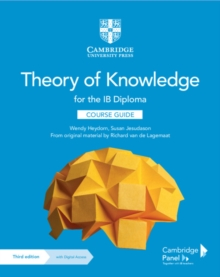 Image for Theory of knowledge for the IB Diploma  : course guide