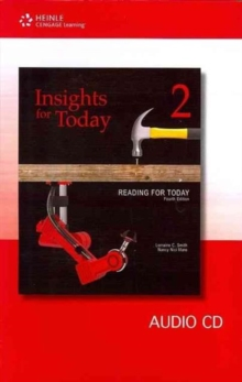 Image for Reading for Today 2: Audio CD
