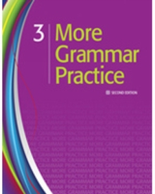 Image for More Grammar Practice 3