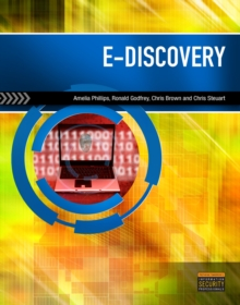Image for E-discovery  : an introduction to digital evidence