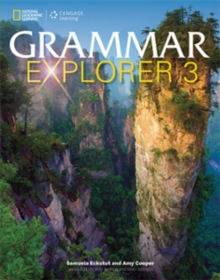 Image for Grammar explorer 3 student book