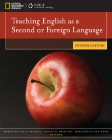 Image for Teaching English as a second or foreign language