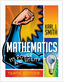 Image for Mathematics : Its Power and Utility