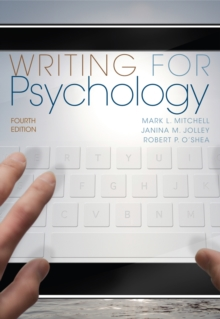 Image for Writing for psychology