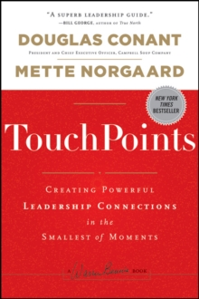 Image for TouchPoints  : creating powerful leadership connections in the smallest of moments