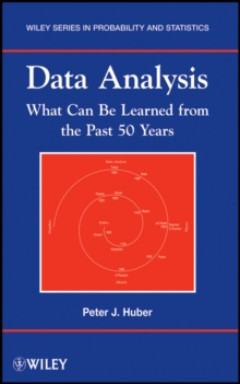 Image for Data analysis  : what can be learned from the past 50 years