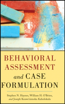 Image for Behavioral assessment and case formulation