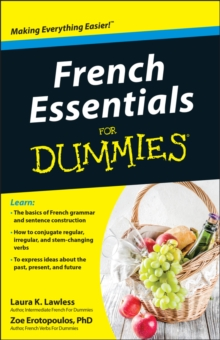 Image for French Essentials for Dummies