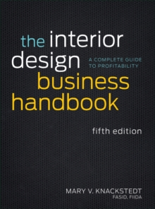Image for The interior design business handbook  : a complete guide to profitability