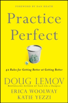 Image for Practice perfect  : 42 rules for getting better at getting better
