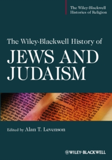 Image for The Wiley-Blackwell history of Jews and Judaism