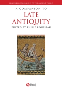 Image for A companion to late antiquity