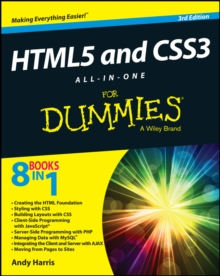 Image for HTML5 and CSS3 all-in-one for dummies