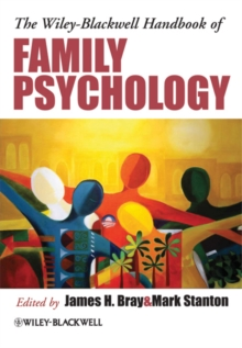 Image for The Wiley-Blackwell handbook of family psychology