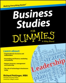 Image for Business studies for dummies