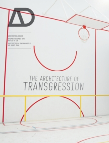 Image for The architecture of transgression