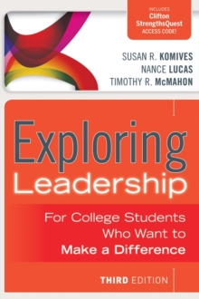 Image for Exploring leadership  : for college students who want to make a difference