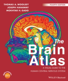 Image for The brain atlas  : a visual guide to the human central nervous system