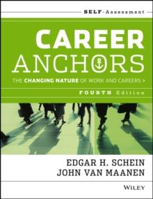 Image for Career anchors: Self assessment