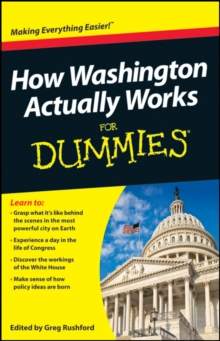Image for How Washington actually works for dummies