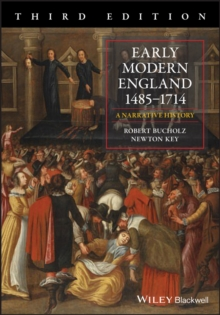 Image for Early modern England, 1485-1714  : a narrative history