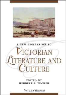 Image for A new companion to Victorian literature and culture