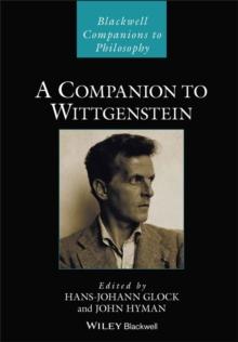 Companion to Wittgenstein