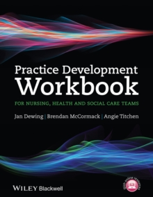 Image for Practice development workbook  : resources for health and social care teams