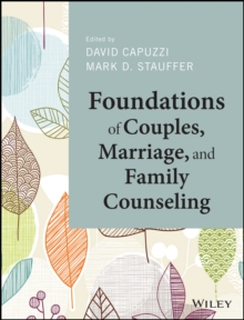 Image for Foundations of couples, marriage, and family counseling