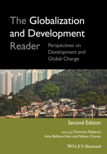 Image for The globalization and development reader  : perspectives on development and global change