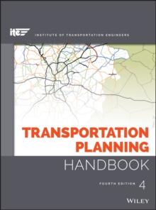 Image for Transportation planning handbook